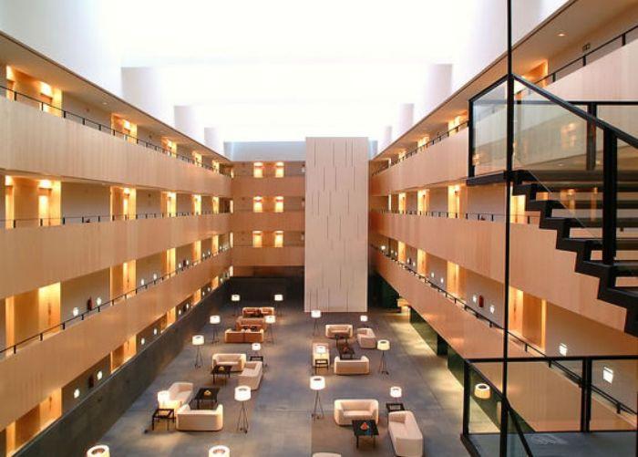 Hotel mas blau ii el prat de llobregat barcelona for Blau hotels oficinas centrales