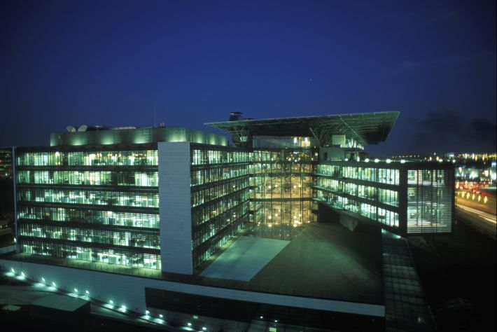 Sede social de endesa madrid pondio ingenieros pondio for Arquitectura que ver en madrid