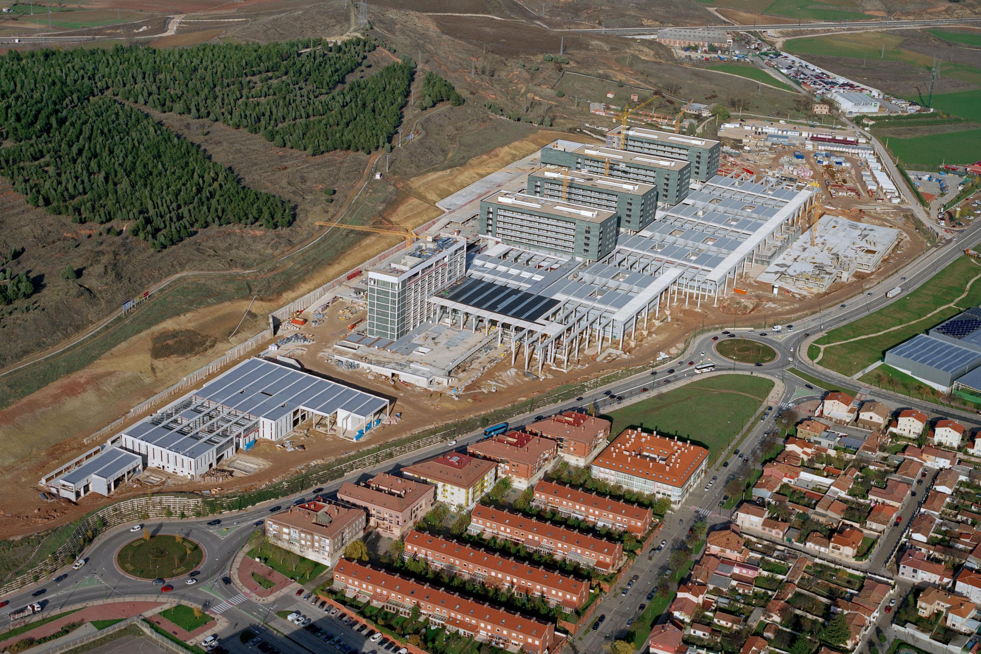 Burgos hospital pondio ingenieros - Constructoras en burgos ...